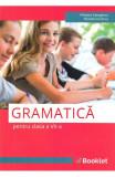 Gramatica. Clasa a VII-a