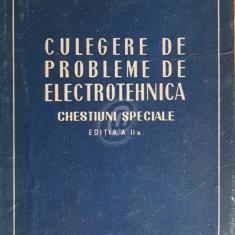 Culegere de probleme de electrotehnica - Chestiuni speciale