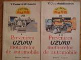 Prevenirea Uzurii Motoarelor De Automobile Vol.1-2 - V.constantinescu ,304395