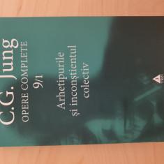 Arhetipurile si Inconstientul Colectiv Opere Complete Carl Gustav Jung