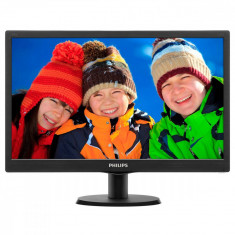 Monitor Philips 193V5LSB2/62 18.5 inch HD Ready WLED 5ms
