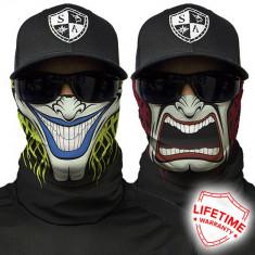 Bandana/Face Shield/Cagula/Esarfa - Two-Sided, made in USA