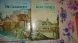 Din Bucurestii de ieri 2 volume cartonate an1990/ilustratii/898pag- George Potra