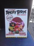 NOI AVENTURI, ANGRY BIRDS, CARTE CU BENZI DESENATE