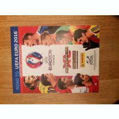 Coperti originale, Adrenalyn Panini Road to EURO 2016 France