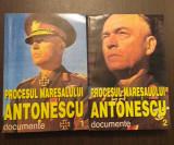 PROCESUL MARESALULUI ANTONESCU - DOCUMENTE - 2 VOLUME