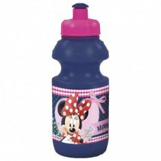 Sticla pentru apa Minnie Mouse mov