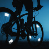 Catadioptri roata, spite bicicleta, ochi de pisica 12x4 cm, ABS