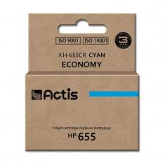 Cartus compatibil HP655 Cyan, 12ml, Actis