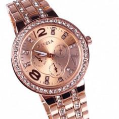 Ceas de mana dama casual - elegant Geneva GVAUR128