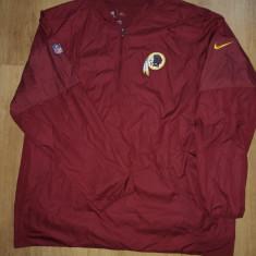 Jachetă Nike NFL Washington Redskins mărimea 3XL