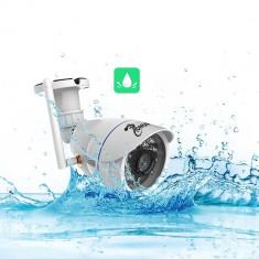 Camera IP wireless de exterior Zonure Smart Home HD 2.4GHz, 1