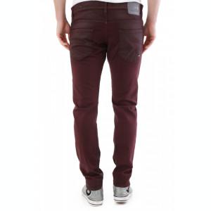 Pantaloni barbati  Absolut Joy Bordo P2334