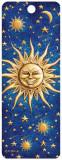 Semn de carte 3D - Sunny