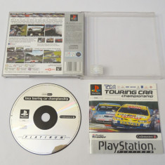 Joc Sony Playstation 1 PS1 PS One - Toca Touring Car Championship