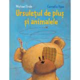Cumpara ieftin Carte Editura Arthur, Ursuletul de plus si animalele, Michael Ende, ART