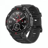 Cumpara ieftin Smartwatch Amazfit T-Rex Rezistent la apa 5ATM Ecran AMOLED 1.3inch Rock Black