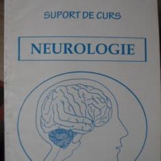 NEUROLOGIE. SUPORT DE CURS - SANDA MARIA DEME, PAVEL DAN NANU