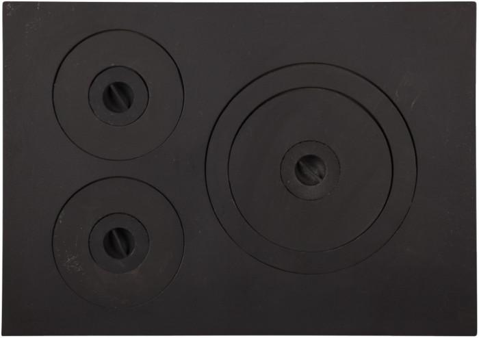 Plita Fonta 3OC 532*378mm.