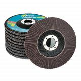 Disc pentru slefuit 125x22,23, Granulatie 60 GETIMAN