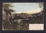SIGHISOARA   VEDERE  GENERALA   CIRCULATA 1905  CLASICA