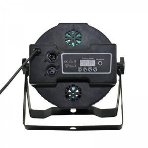 Lumini Disco cu senzor de muzica - 18 LED Proiector joc de lumini