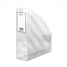Suport dosar plastic Forpus 30204 transparent