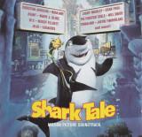 CD Shark Tale Motion Picture Soundtrack, original