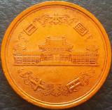 Moneda 10 YEN - JAPONIA, anul 2004  *cod 3835  HEISEI