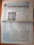 Ziarul romania mare 26 februarie 1993