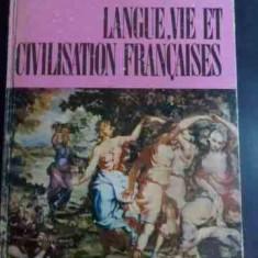 Langue, Vie Et Civilisation Francaises Vol.3 - Andreea Dobrescu-warodin Rodica Marcu Liana Repete,546762