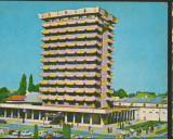 CPI B13080 CARTE POSTALA - BACAU. HOTEL DECEBAL