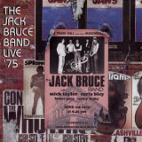 JACK BRUCE BAND - LIVE '75, TRADE HALL, MANCHESTER, 2XCD