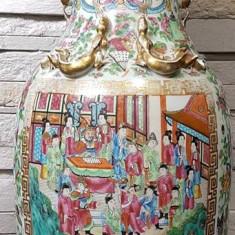 Vas din portelan - China