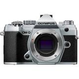Aparat foto Mirrorless Olympus E-M5 Mark III 20.4 Mpx Silver Body
