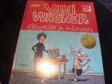 Viivi ja Wagner - nr 1 - Juba - 2014 - benzi desenate - in finlandeza