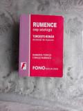 DICTIONAR DE BUZUNAR TURC ROMAN, ROMAN TURC