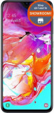 Telefon Mobil Samsung Galaxy A70, Super AMOLED touchscreen 6.7inch, 6GB RAM, 128GB Flash, Camera Tripla 5+8+32MP, 4G, Wi-Fi, Dual SIM, Android (Negru)