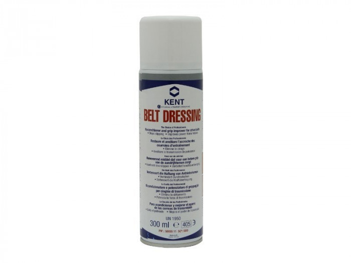 Spray reconditionare si intretinere curea transmisie si curea distributie Kent Belt Dressing 300ml Kft Auto