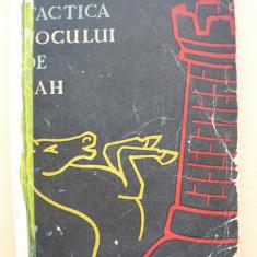 TACTICA JOCULUI DE SAH - 1962