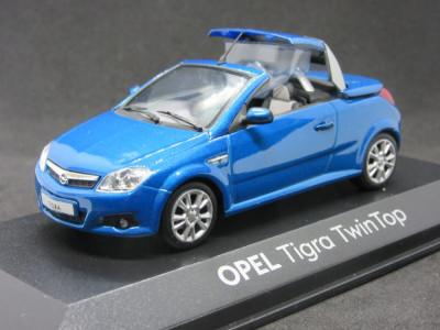 Macheta Opel Tigra Minichamps 1:43 foto