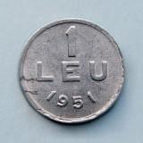 ROMANIA  -  1 Leu 1951