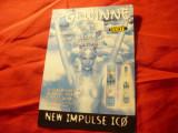 Ilustrata - Reclama la Impulse - firma Gewinne
