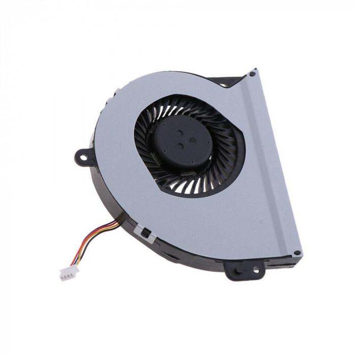 Cooler ventilator Asus X53S cu 4 pini