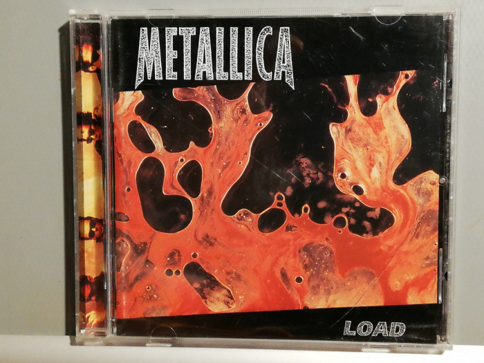 Metallica - Load (1996/Vertigo/RFG) - CD ORIGINAL/stare : F.Buna