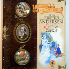 CRAIASA ZAPEZII , AMNARUL , RATUSCA CEA URATA de HANS CHRISTIAN ANDERSEN , ILUSTRATII DE E. LOPATINA , L. KOROEV , 2009