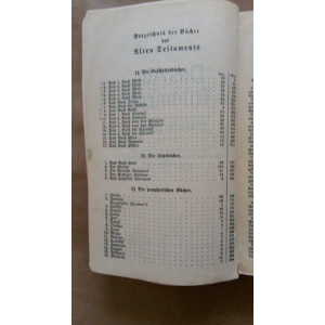 DIE HEILIGE SCHRIFT - SFANTA SCRIPTURA - BIBLIA LUTHER (lb. germana)