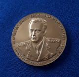 Medalie General de armata erou Vasile Milea - tema militara