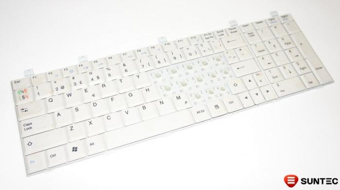 Tastatura laptop DEFECTA cu taste lipsa LG E500 AEW32873612