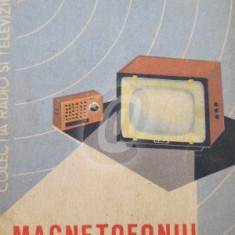 Magnetofonul. Descriere-intretinere-depanare